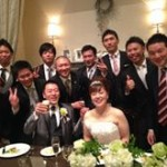 百九十五発目-W WEDDING-